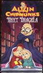 The Chipmunks Meet Dracula VHS