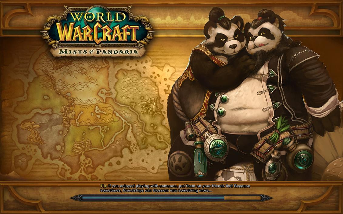 Warcraft slaves hentay clip