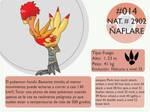 Pokemon Oryu 014 Niaflare
