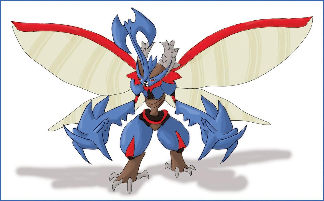pokemon fusion gen 1-6