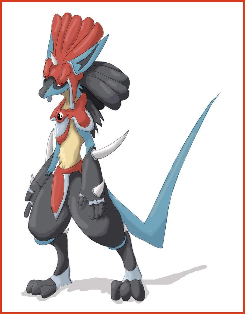 Pokemon Fifth Gen Lucario Evo 75326921