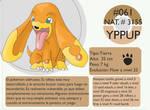 Pokemon Oryu 061 Yppup