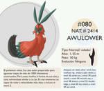 Pokemon Oryu 080 Awulower