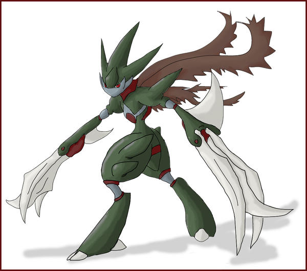 scyther 2 pokemon - photo #34