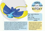 Pokemon Oryu 093 Kitcky