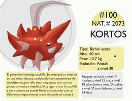 Pokemon Oryu 100 Kortos by shinyscyther
