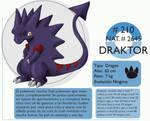 Pokemon Oryu 210 Draktor