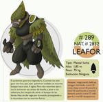 Pokemon Oryu 289 Leafor