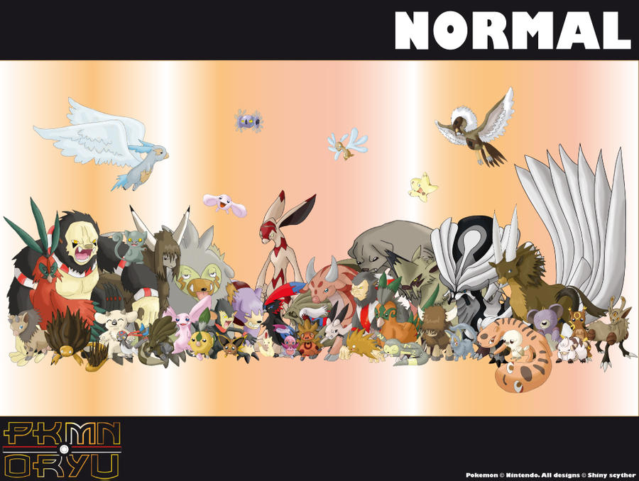 Oryu Wall Normal Type By Shinyscyther On Deviantart