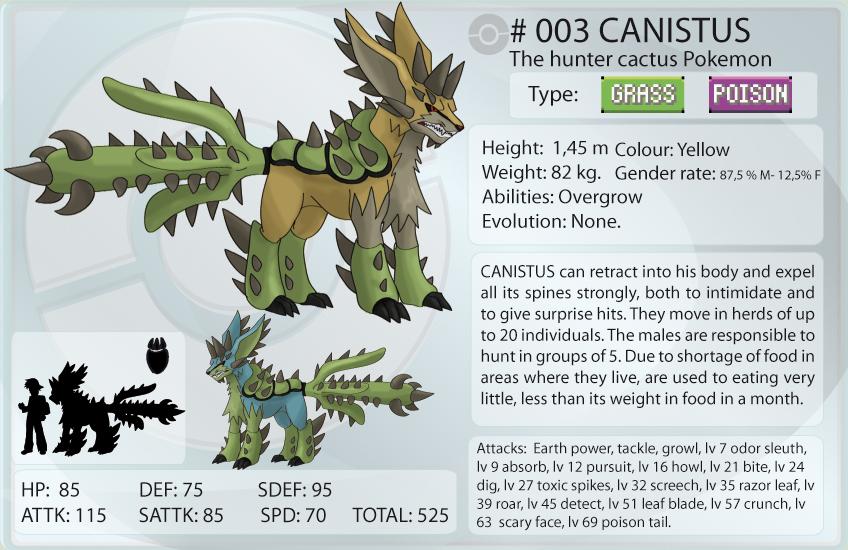 frozenCorundum 003 Canistus by shinyscyther