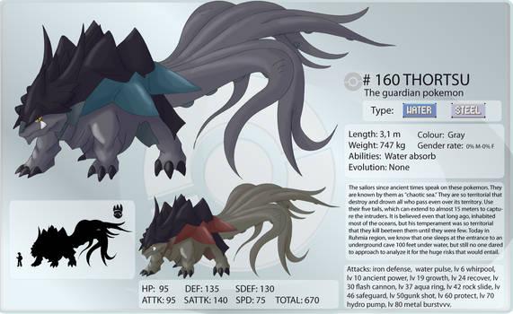 Frozencorundum 160 Thortsu