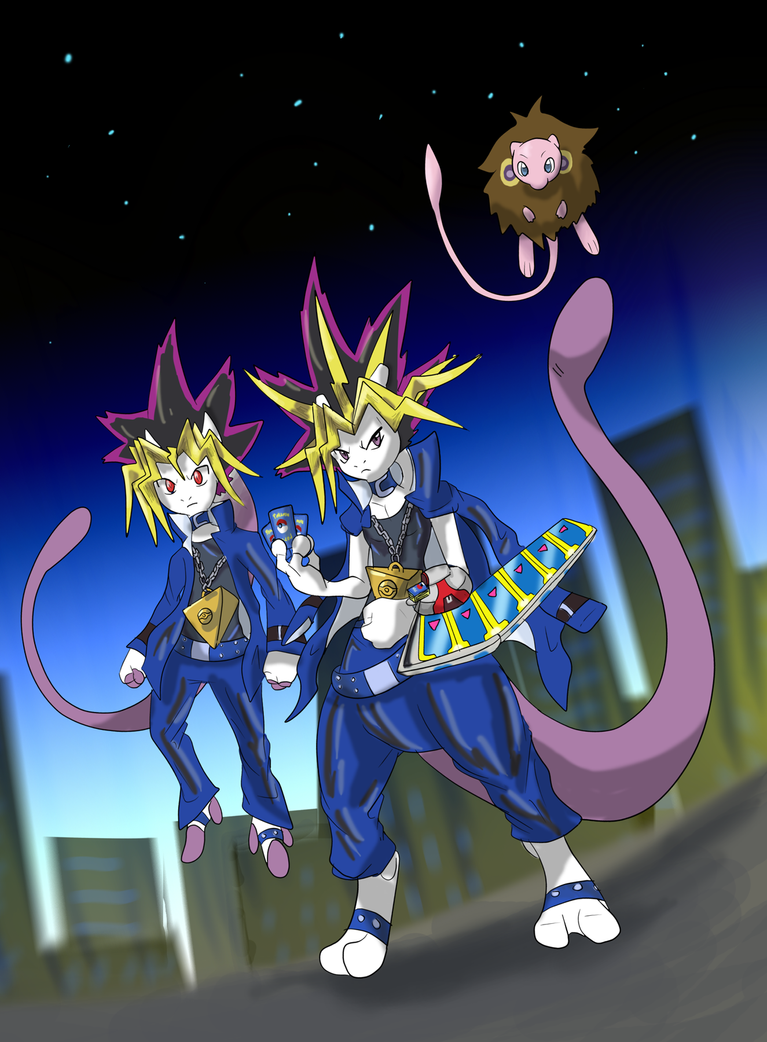 Mew Two Oh By Shinyscyther On Deviantart