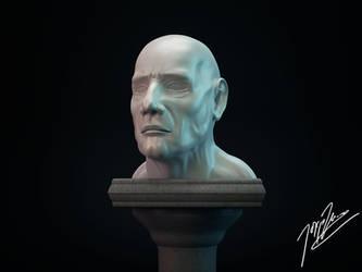 Statue render