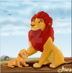 Kion's little general