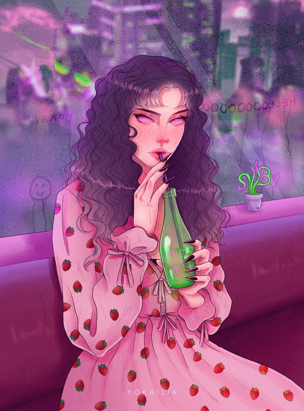 Yokai Girl