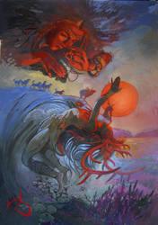Shaman by Chyringa
