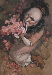Fleurs du mal by Chyringa