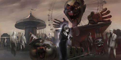 Carnival of dead souls