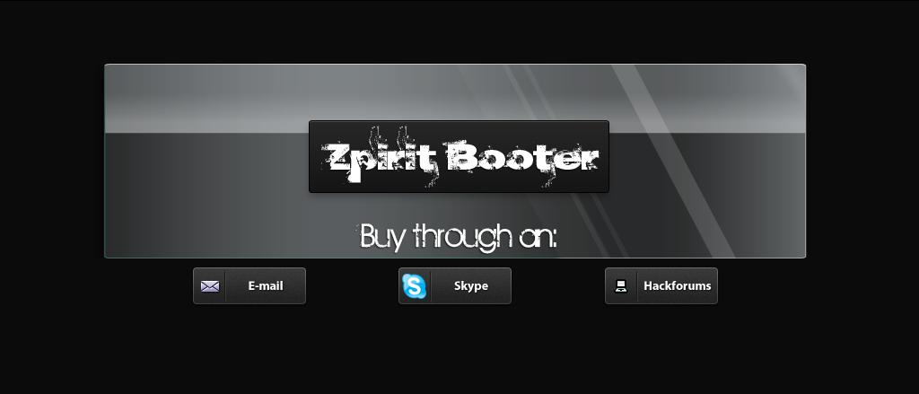 Zpirit website order panel by super studio on deviantart for Super studio