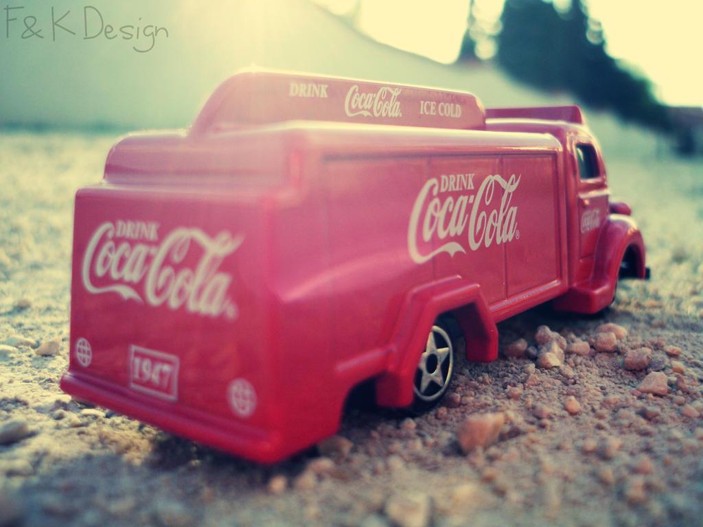 Coca Cola by Super-Studio