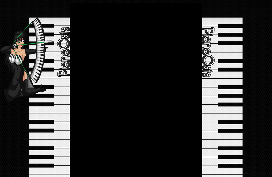 Piano Youtube Background By Super Studio