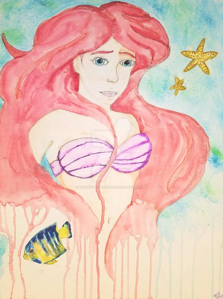The Little Mermaid by ThePrettyPadawan