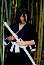 Rukia Kuchiki by ThePrettyPadawan