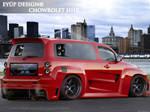 Chevrolet HHR Audio Car