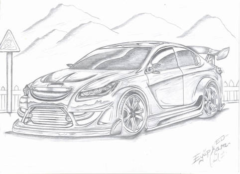 Angry_Opel insignia