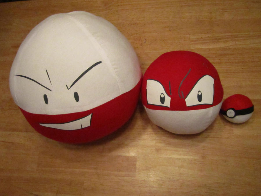 electrode and voltorb - photo #15