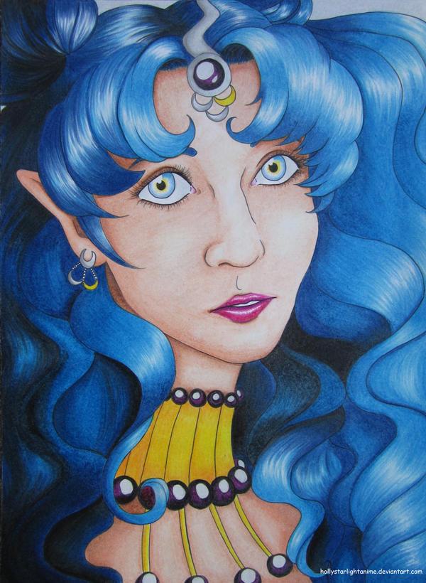 Queen Nehelenia by hollystarlightanime