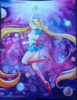 Sailor Planet Power! by hollystarlightanime