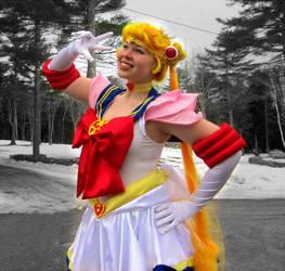 Sailor Moon Contest Entry by hollystarlightanime