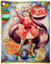 December by hollystarlightanime