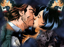 Wall - Fables Snow and Bigby
