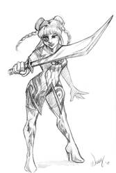Mystic Foreshadow by lilwassu