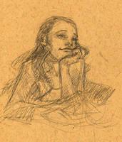 Game of Thrones Sketches 4 by lilwassu