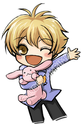 Honey + Usa-chan