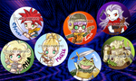 Chrono Trigger buttons