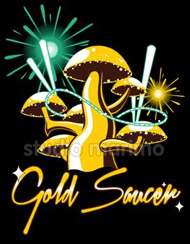 Gold Saucer - T-shirt