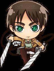 Eren - Shingeki no Kyojin