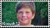 Klocuch 12 stamp by Achranai
