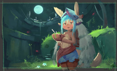 [Study 1hr ] made in abyss : nanachi
