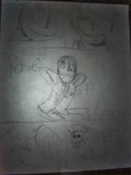 Sanji Pencil Drawing