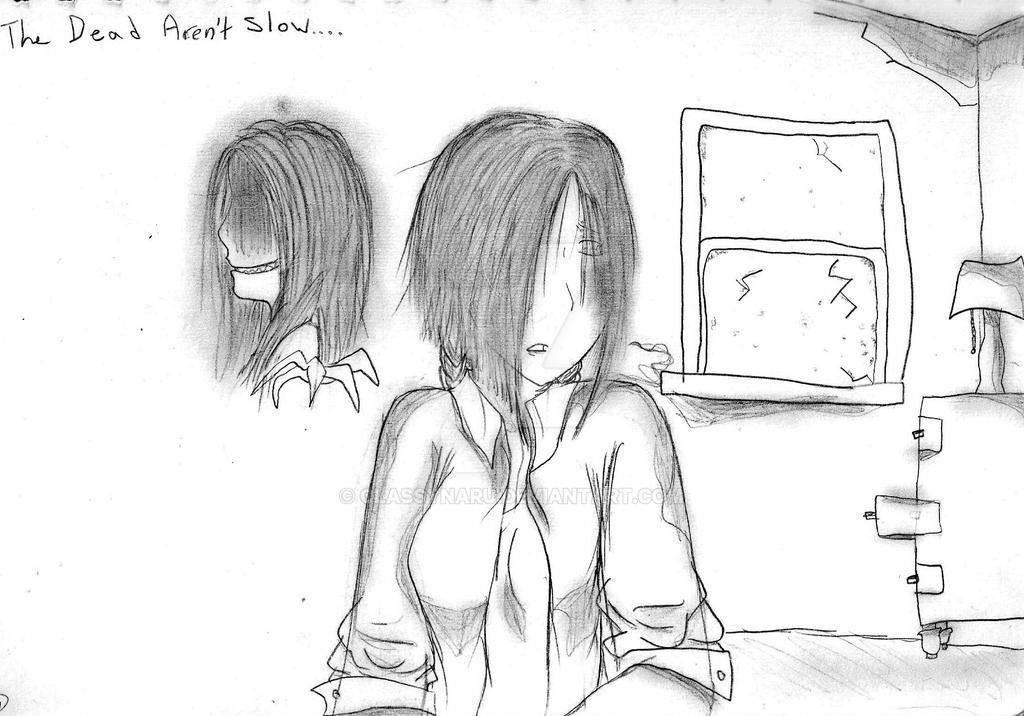 Slow...... by ClassyNaru