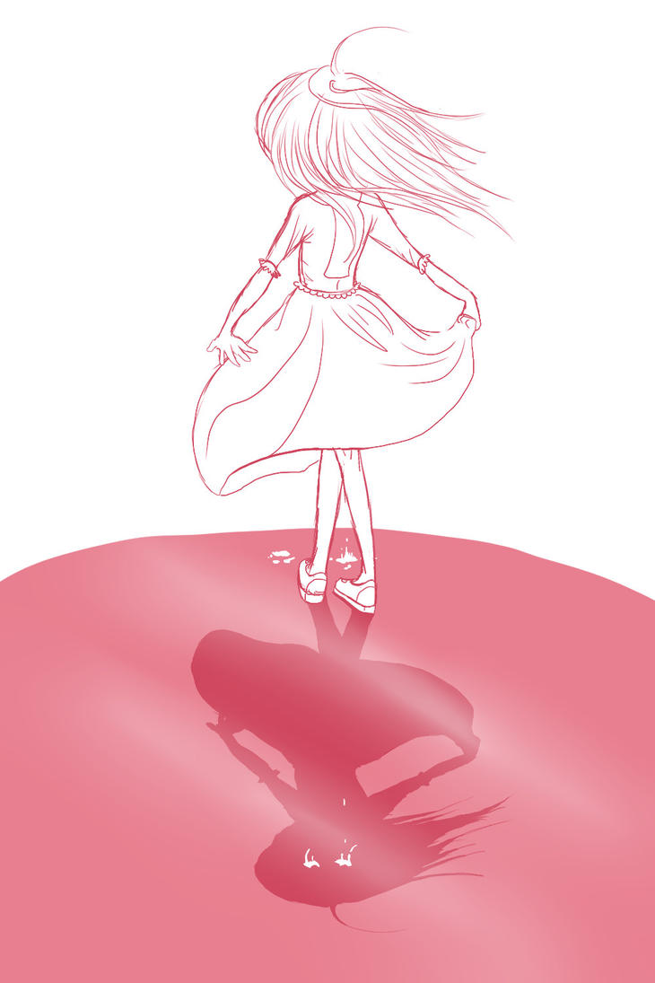 Dancing alone by ClassyNaru