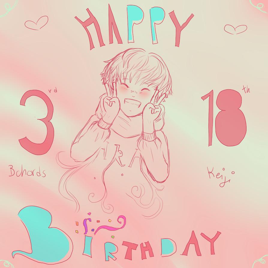 Happy birthday! by ClassyNaru