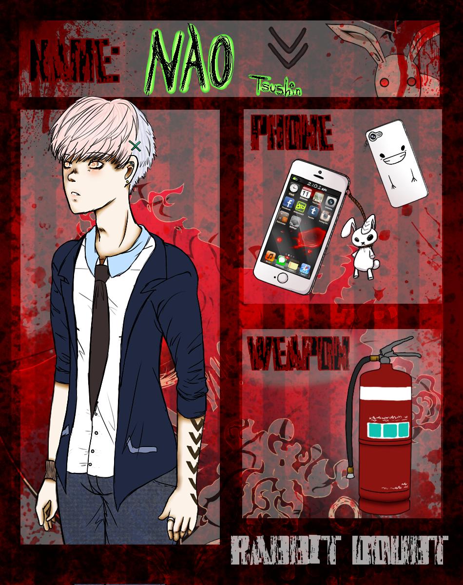 RD: Nao Tsushin by ClassyNaru