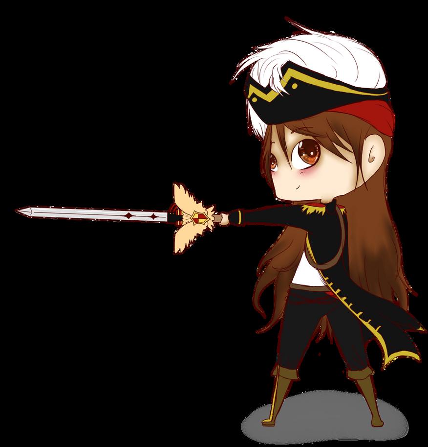 Commission: Rukia by ClassyNaru