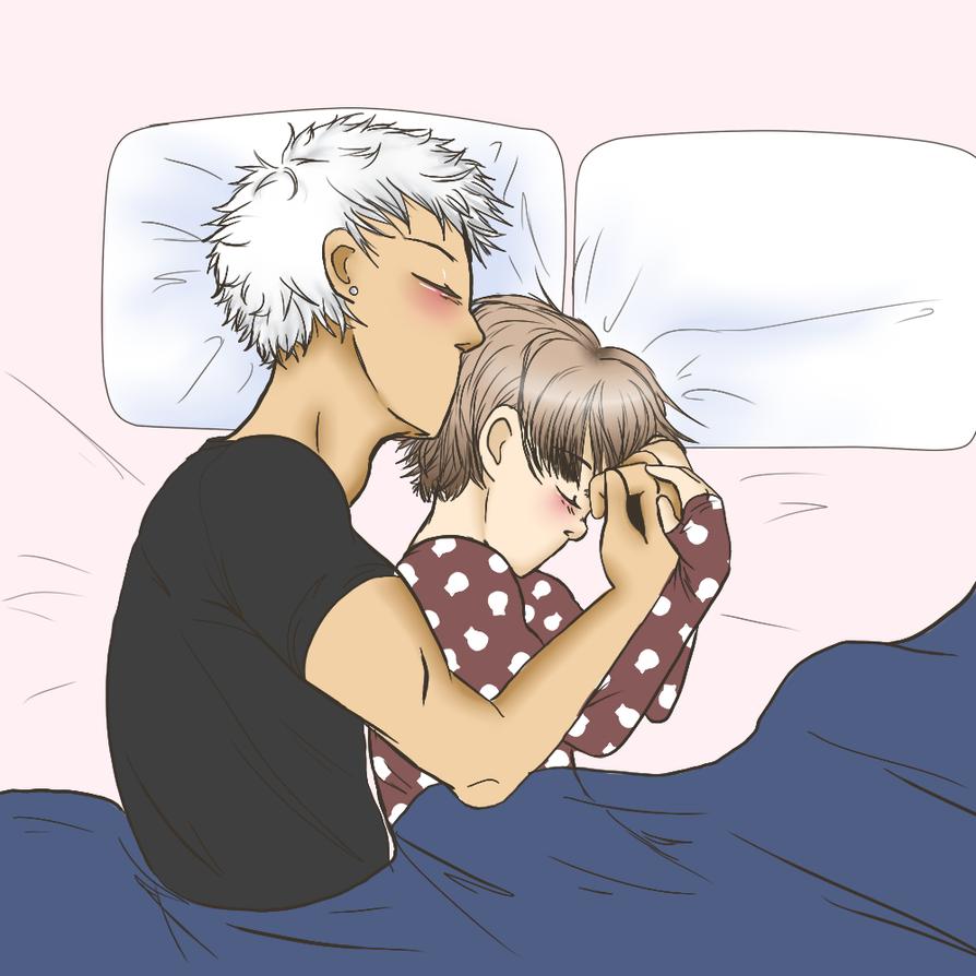 MS: Sleepin by ClassyNaru